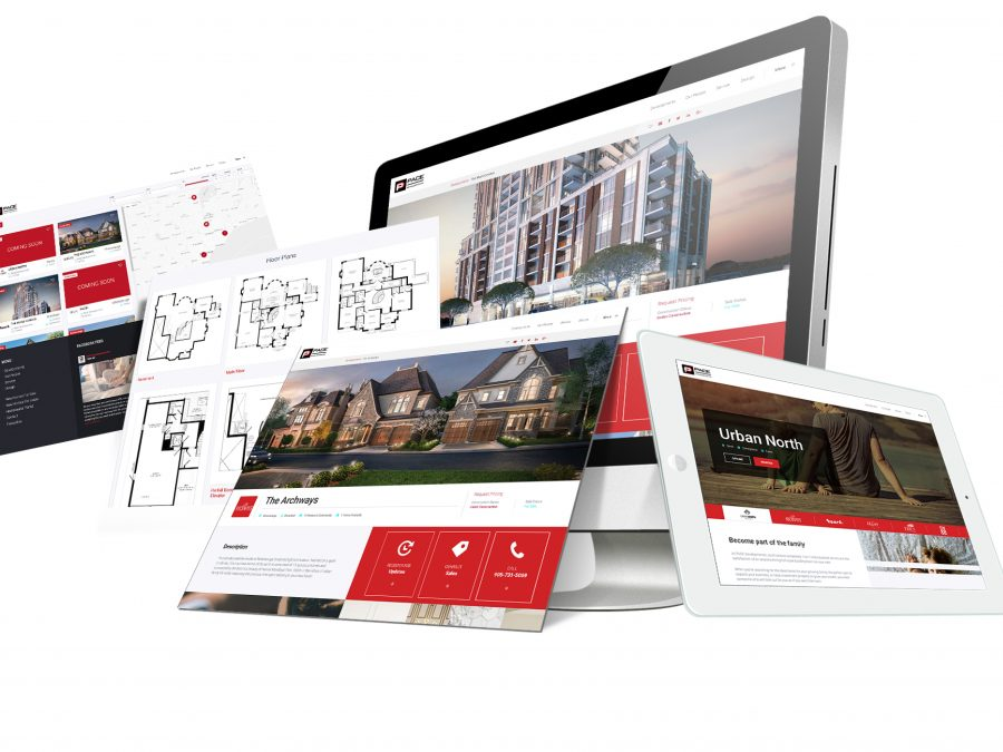 PACE Developments Website